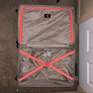 Vince Camuto hardcase luggage